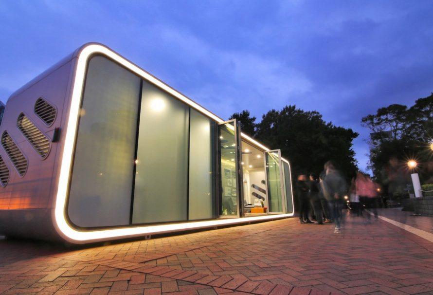 Un mobile-home high-tech : le confort sur la route