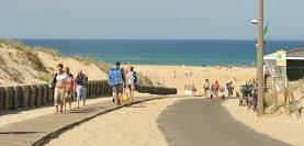 Vacances surf : direction les Landes à Moliets plage !